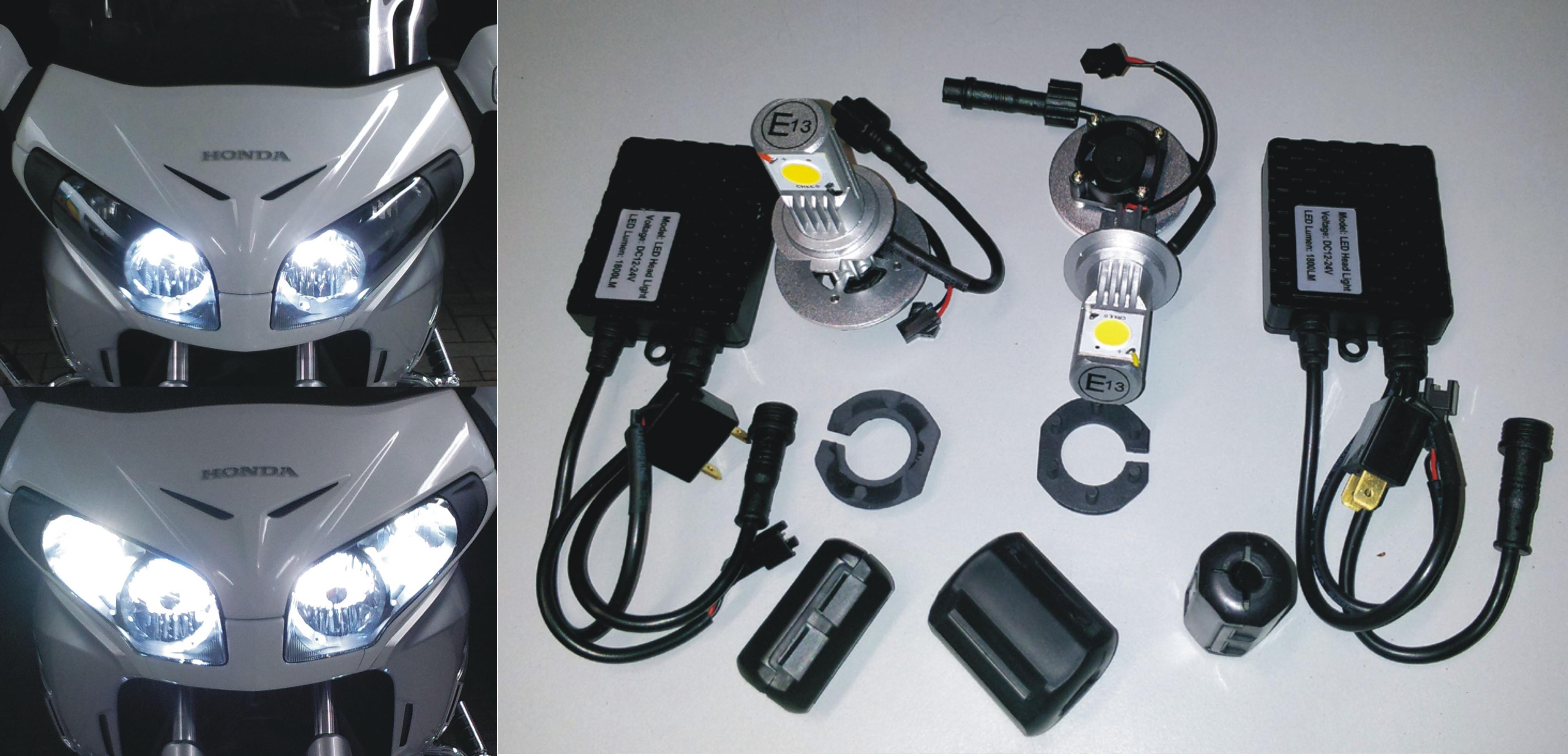 LED HL Set.