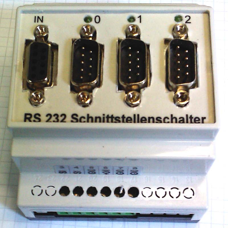 RS232 SW