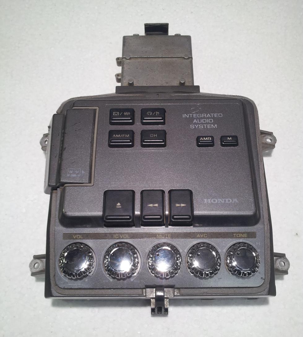 Radio Modification Frequency Adjustment Gl1500 Us Eu Irlbacher Honda Motorcycle Wiring Diagrams Product Information